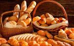 Какой хлеб можно при грудном вскармливании: ржаной, белый и хлебцы