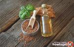 Льняное масло при грудном вскармливании: можно ли употреблять, инструкция