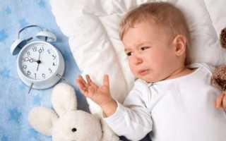 Ребенок просыпается ночью с истерикой: причины и что делать