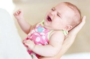 Ларингит у грудничка: симптомы и лечение