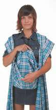 Как завязать слинг шарф для новорожденных: инструкция