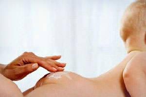 Опрелость у грудничков: лечение раздражений и покраснений